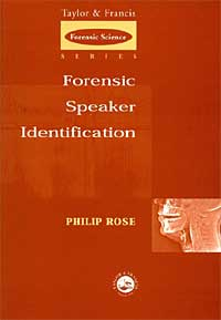 forensic speaker identification In forensics, personal identification and criminal profiling have proved to be one  of the important tasks in which variant features have been evaluated for the.